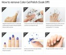 Konad Color Gel Nail Polish - CG101 Turkey Blue thumbnail