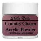 Country Charm Color Acrylic Powder - Cranberry thumbnail