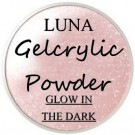 Gelcrylic Powder - Luna Glow In the Dark Collection - Milky Way thumbnail