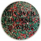 Dipcrylic Acrylic Dipping Powder - Winter Glitter Collection - Holly thumbnail