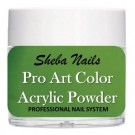Pro Art Color Acrylic Powder - Leafy Green thumbnail