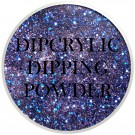 Dipcrylic Acrylic Dipping Powder - Glitter Collection - Nightfall thumbnail