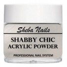 Shabby Chic Acrylic Powder - White Wash thumbnail