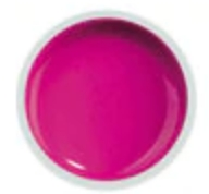 Fengshangmei Cover Color Gel - GS072 - Neon Romantic Red