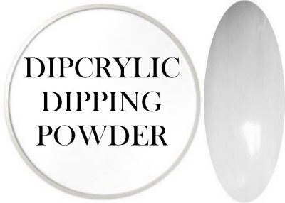 Dipcrylic Acrylic Dipping Powder - Basix Collection - White - 30 ml