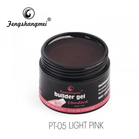 Fengshangmei Builder Gel PT-05 Light Pink