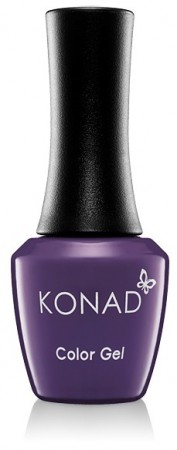 Konad Color Gel Nail Polish - CG050 Plum Purple