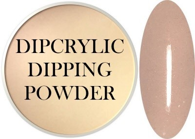 Dipcrylic Acrylic Dipping Powder - Nude Collection - Buff