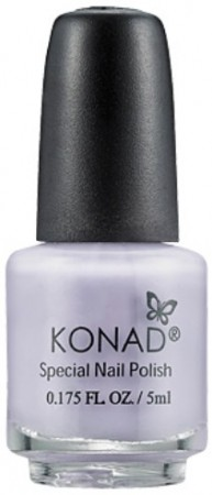 Konad Nail Art - Special Nail Polish - S29 Light Grey