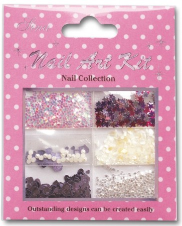 Nail Art Kit - Collection 03