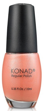 Konad - Regular Nail Polish - R42 Peach Pearl