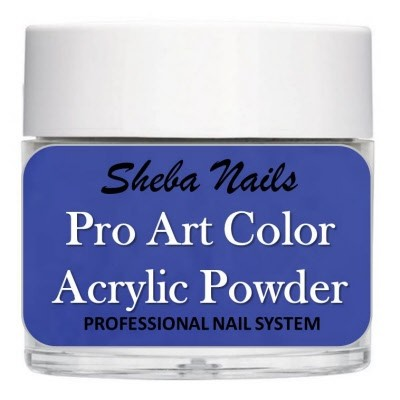 Pro Art Color Acrylic Powder - Indigo