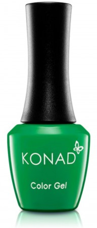 Konad Color Gel Nail Polish - CG068 Vacance Green