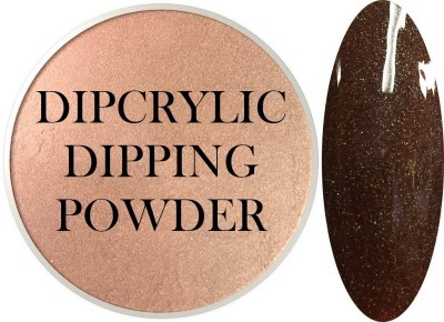 Dipcrylic Acrylic Dipping Powder - Secrets & Spice Collection - Cinnamon