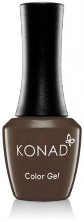 Konad Color Gel Nail Polish - CG040 Brownie