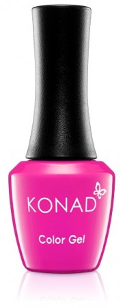 Konad Color Gel Nail Polish - CG064 Shocking Pink