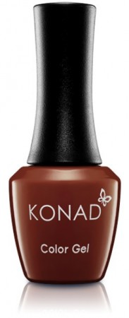 Konad Color Gel Nail Polish - CG027 Coconut Brown