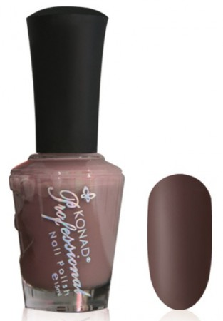 Konad Professional Nail Polish - P848 Solid Brown