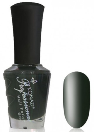 Konad Professional Nail Polish - P872 Dark Gray
