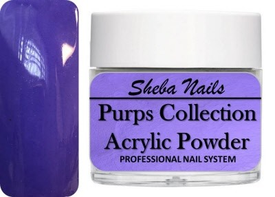 The Purps Acrylic Powder Collection - Morning Glory