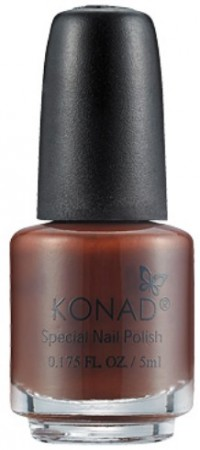 Konad Nail Art - Special Nail Polish - S32 Chocolate