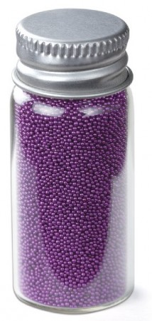 Nail Art Caviar Pearls - Purple