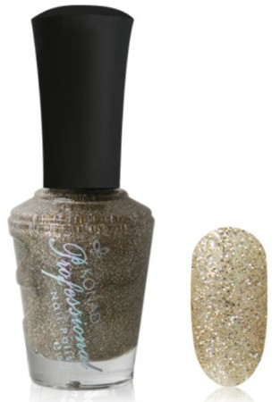 Konad Professional Nail Polish - P967 Star Gold