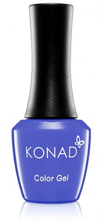 Konad Color Gel Nail Polish - CG052 Royal Blue