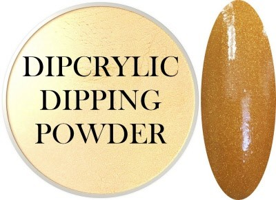 Dipcrylic Acrylic Dipping Powder - Secrets & Spice Collection - Curry
