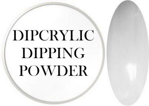 Dipcrylic Acrylic Dipping Powder - Basix Collection - Clear - 15 ml