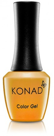 Konad Color Gel Nail Polish - CG033 Mustard