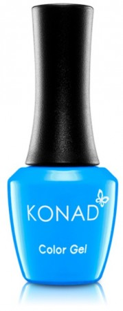 Konad Color Gel Nail Polish - CG069 Diva Blue