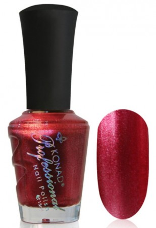 Konad Professional Nail Polish - P551 Ultra Red