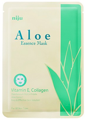 niju Aloe Essence Mask