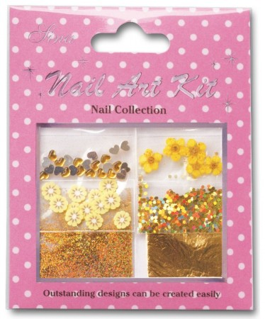 Nail Art Kit - Collection 07