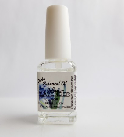 Botanical Cuticle Oil - Lavender Scent - 15 ml