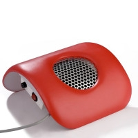 Nail Dust Collector US-338 Red