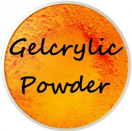 Gelcrylic Powder - Neon Collection - Neon Mango