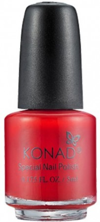 Konad Nail Art - Special Nail Polish - S15 Red