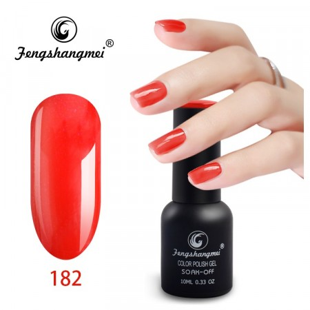 Fengshangmei Color Polish Gel #182