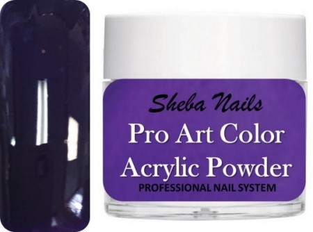 Pro Art Color Acrylic Powder - Grape Jelly