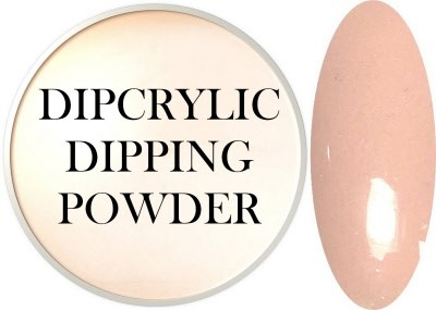 Dipcrylic Acrylic Dipping Powder - Nude Collection - Blushed Pink