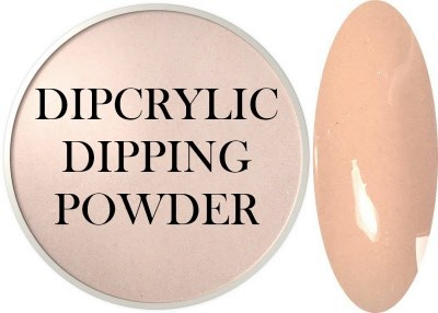 Dipcrylic Acrylic Dipping Powder - Nude Collection - Tease