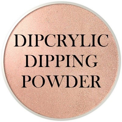 Dipcrylic Acrylic Dipping Powder - Heavy Metal Collection - Rose Gold