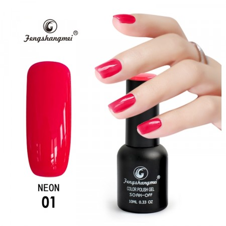 Fengshangmei Color Polish Gel Neon #001