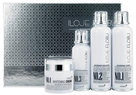 iloje Flobu Whitening Set