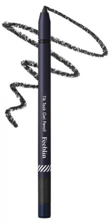 Feeblin Tik Tock Gel Pencil 10P Black Swan