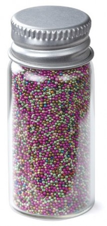 Nail Art Caviar Pearls - Mixed Color