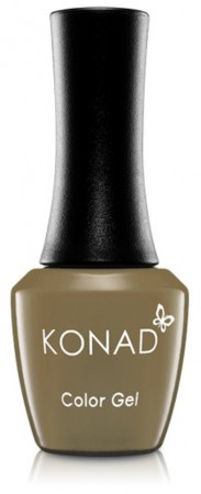 Konad Color Gel Nail Polish - CG085 Military Khaki