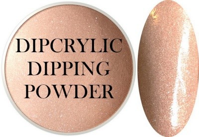 Dipcrylic Acrylic Dipping Powder - Pastels Collection - Pastel Copper